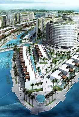 Al Raha Beach Development – Al Muneera