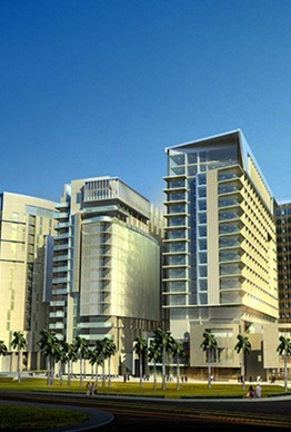 Al Bustan Mixed Use Development
