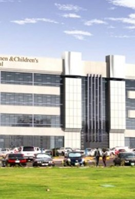 Al-Ain Cromwell Women and Children Hospital