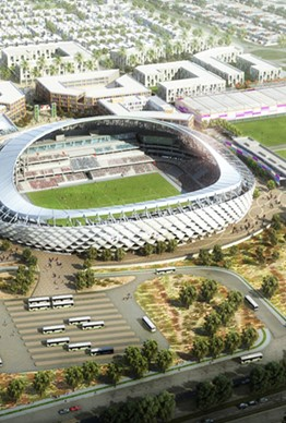 Al Ain Stadium & Mixed Use Development