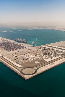 Khalifa Port & Industrial Zone